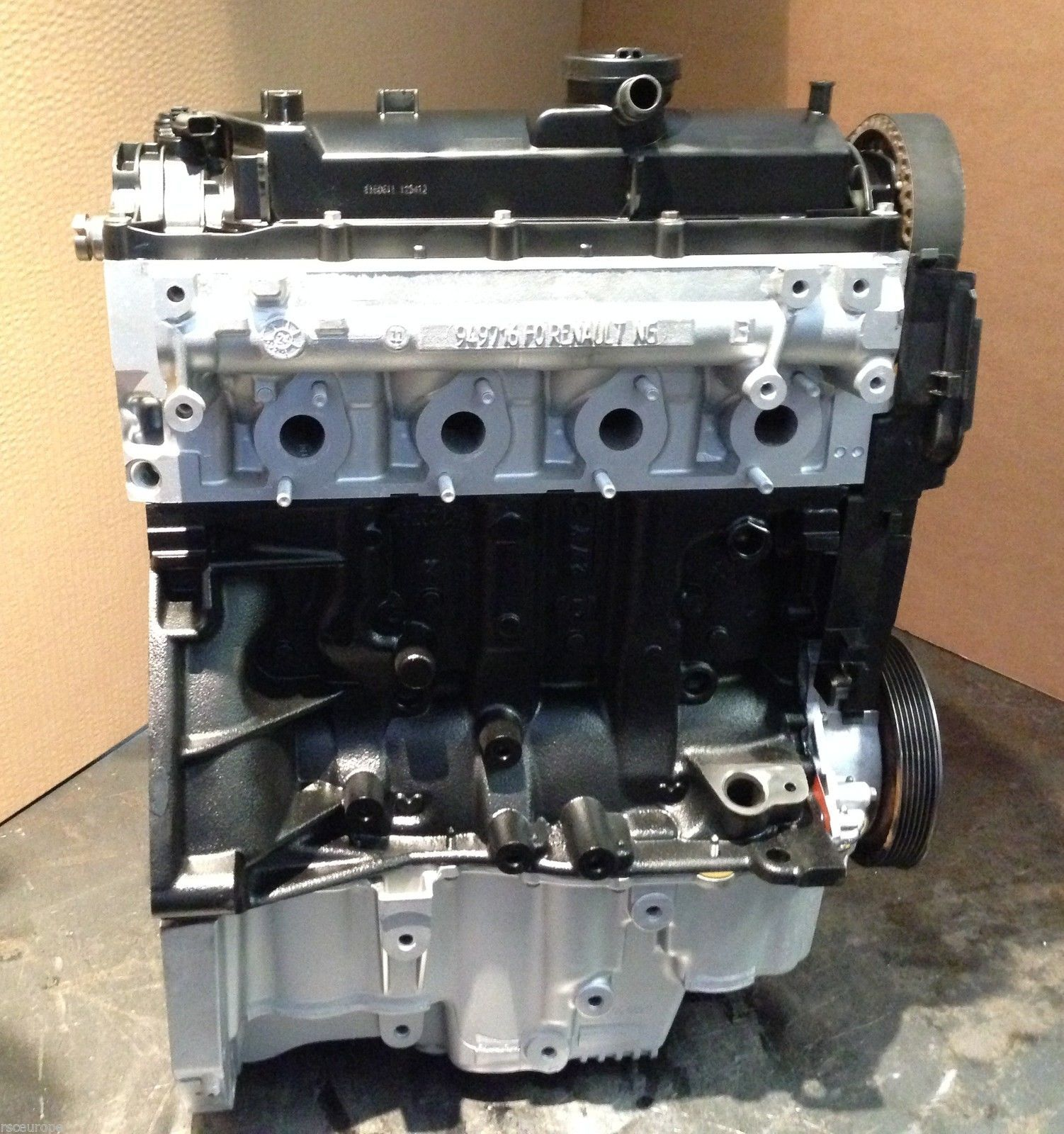 nissan qashqai  dci reconditioned engine kk kk   bhp